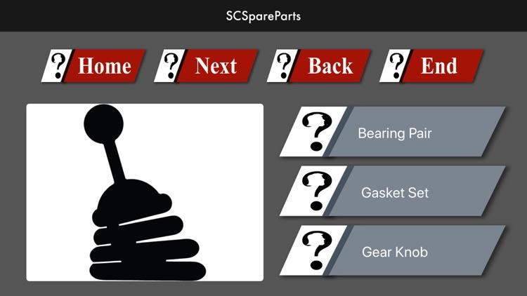 SCSpareParts