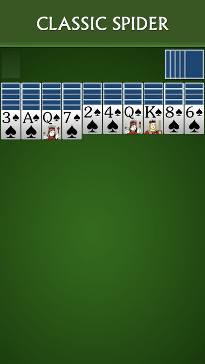 Spider Solitaire ‏‎