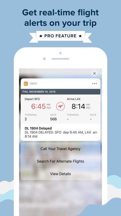 TripIt: Travel Planner screenshot-6