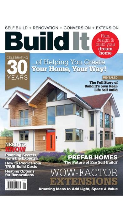 Build It Magazine Screenshot