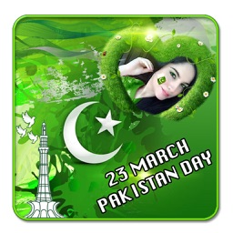 Pakistan Day  Photo Frames