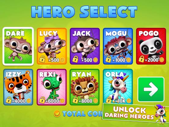 Dare the Monkey: Arena screenshot 7