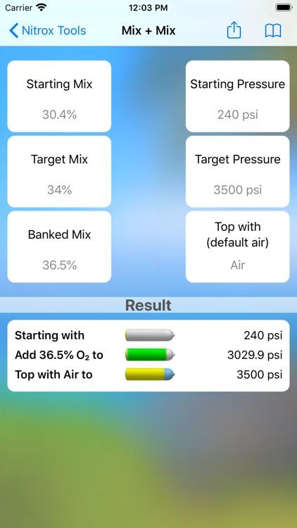 Nitrox Tools screenshot-7