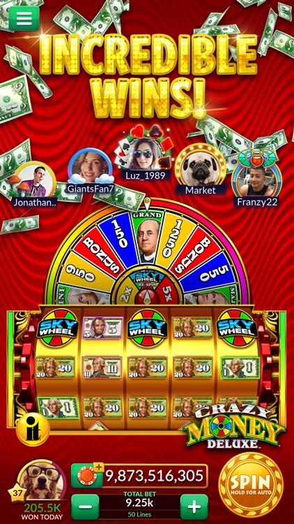 Big Fish Casino: Slots & Games screenshot-3