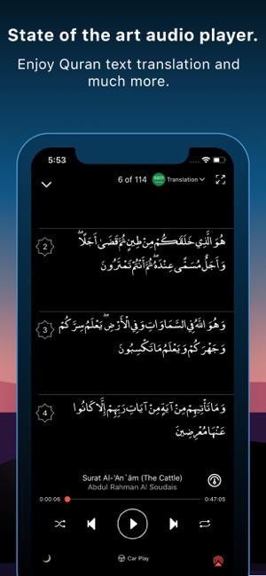 Quran Pro Muslim القرآن الكريم on the App Store