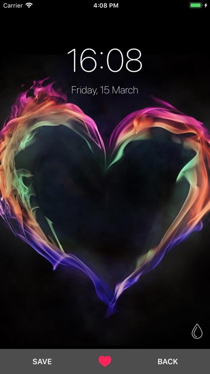Love Wallpapers ° screenshot-3