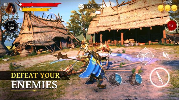 Iron Blade: Medieval RPG screenshot-0