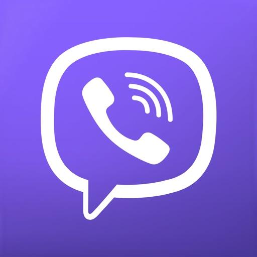 Viber Messenger: Chats & Calls icon