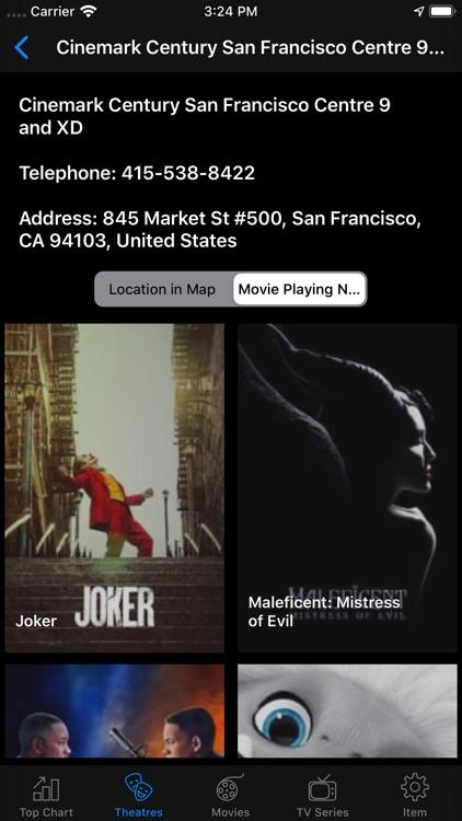 Movie Box & TV Show Listing screenshot-3