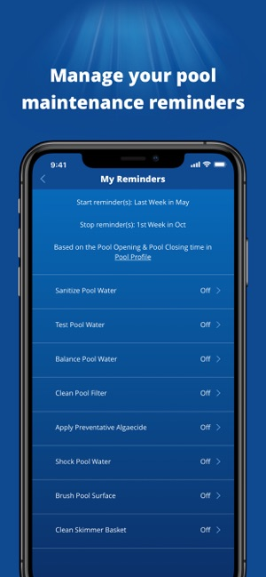 Clorox Pool on the App Store