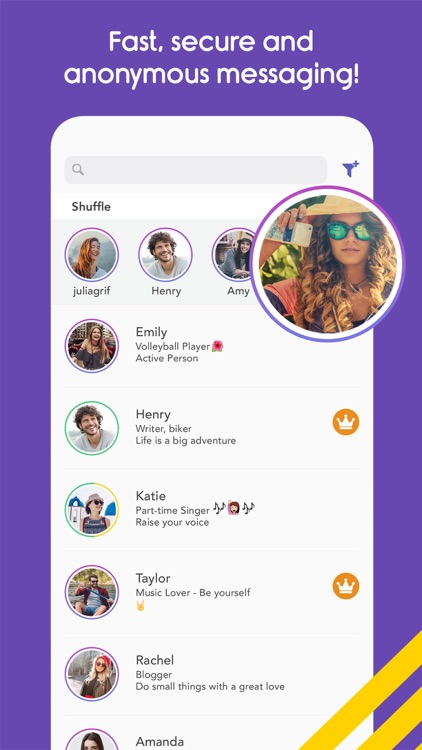 Connected2.me – Meet & Chat