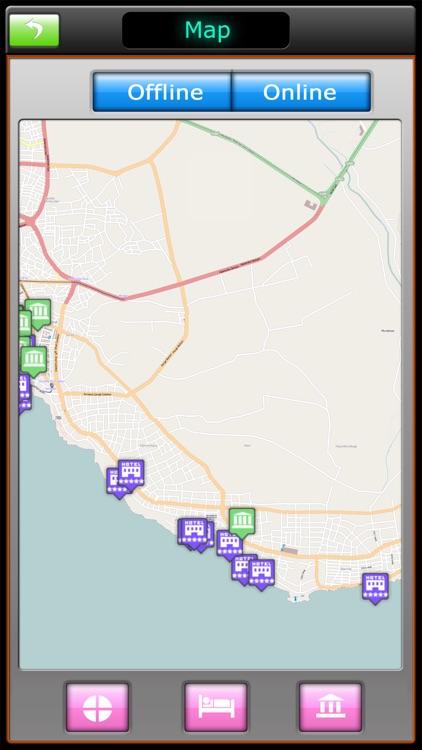 Antalya Offline Map Guide screenshot-3