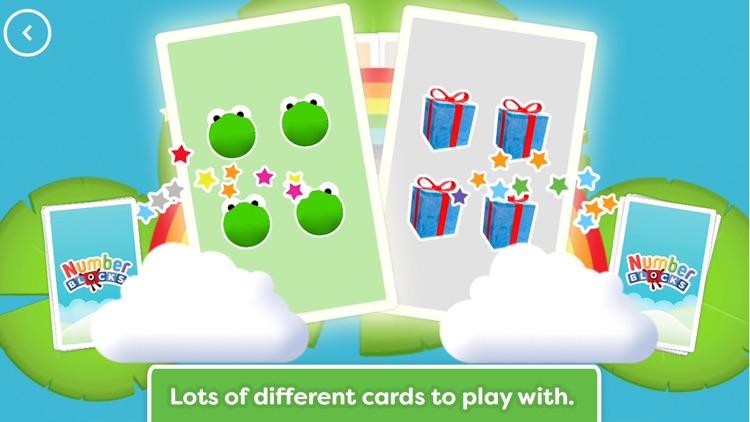 Numberblocks - Card Fun! screenshot-3