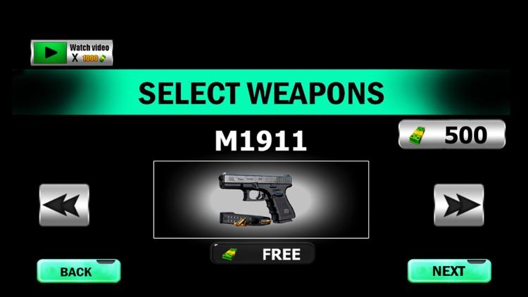 Mega Squad Shooting Game screenshot-4