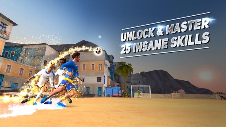 Skilltwins Soccer Game screenshot-3