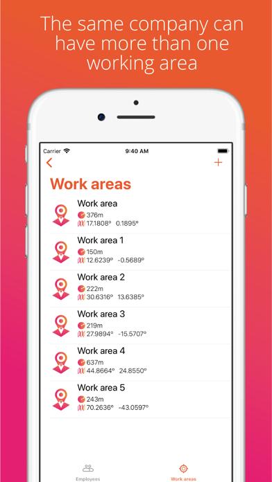 Clock In: Hours Tracker screenshot 5