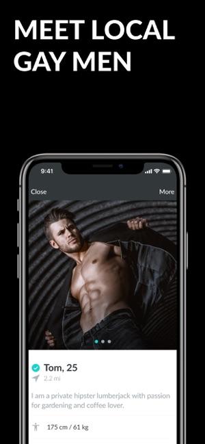 Lumberjack dating app