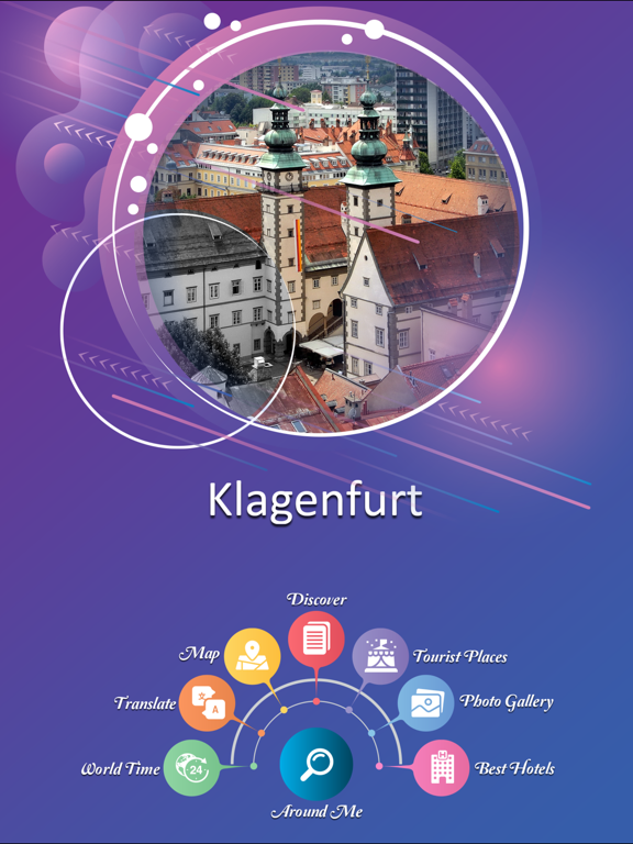 Klagenfurt Travel Guide screenshot 7