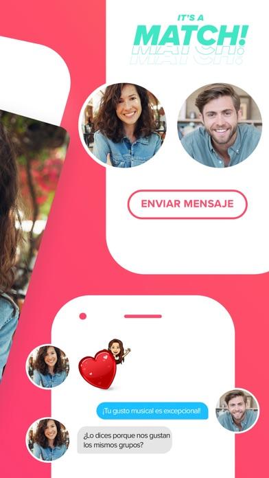 Screenshot for Tinder in Spain App Store