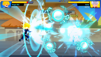 Super Fight: Son screenshot 3