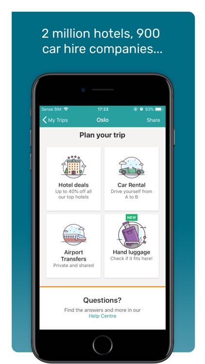 Travellink - Flights, Hotels screenshot-6