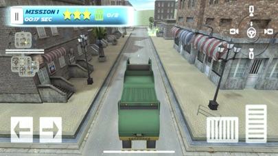 Garbage Truck Parking SIMのおすすめ画像2