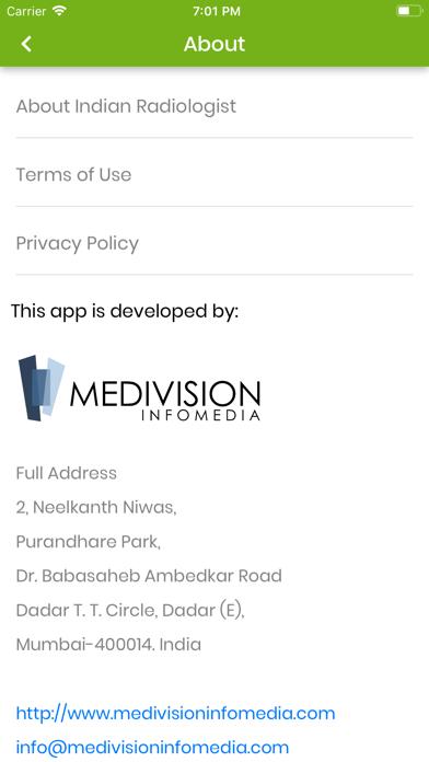 IndianRadiologist screenshot 3