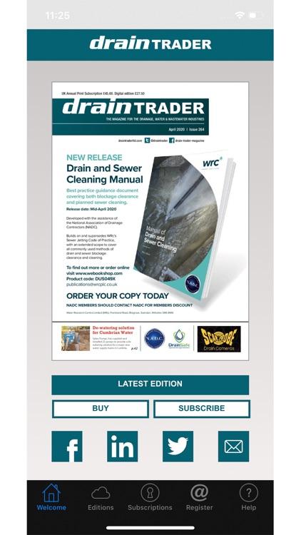 Drain Trader Magazine