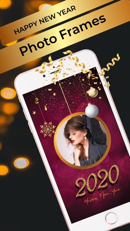 Happy New Year Frames 2020