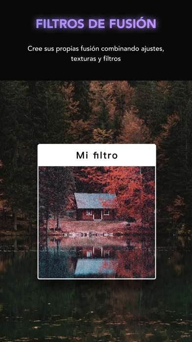 Screenshot for Afterlight — Editor de fotos in Chile App Store