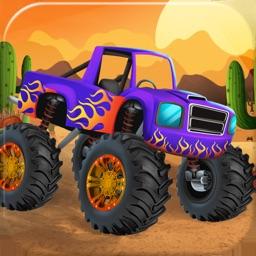 Monster Trucks Super Racing