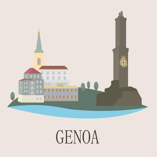Genoa 2020 — offline map