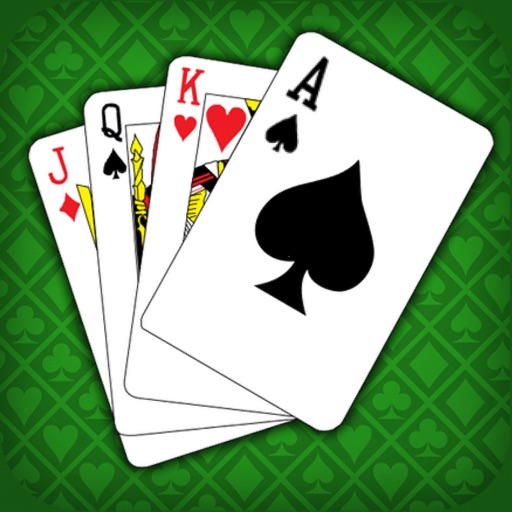 Solitaire card games free cell iOS App