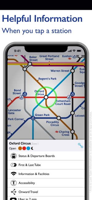 Tube Map - London Underground on the App Store