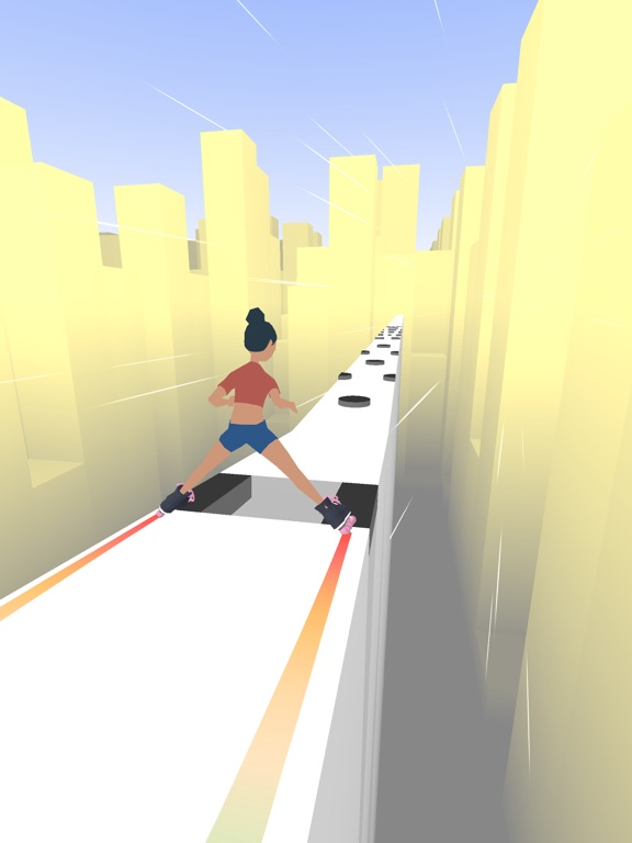 Sky Roller - Fun runner game screenshot 8