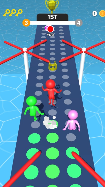 Jump Race! screenshot-3