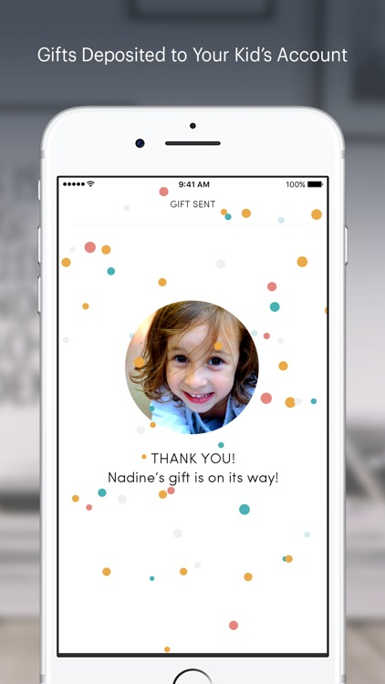Kidfund - Save for your kids