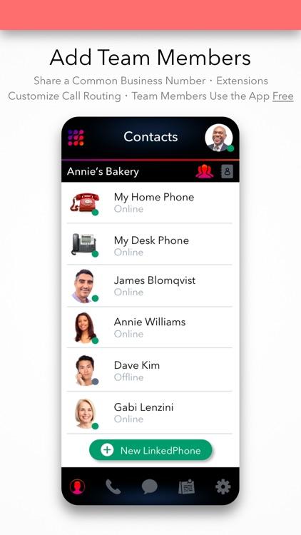 2nd Line Business Phone Number screenshot-8