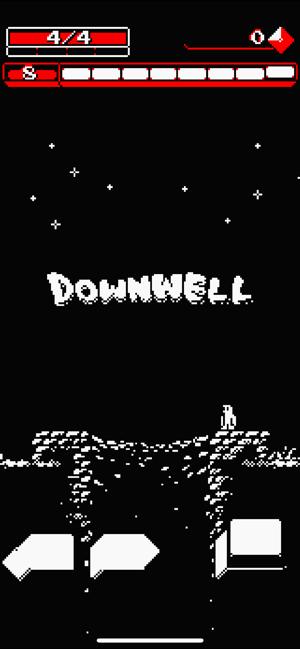 Downwell Screenshot