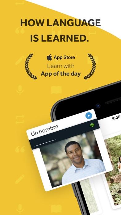 Rosetta Stone review screenshots