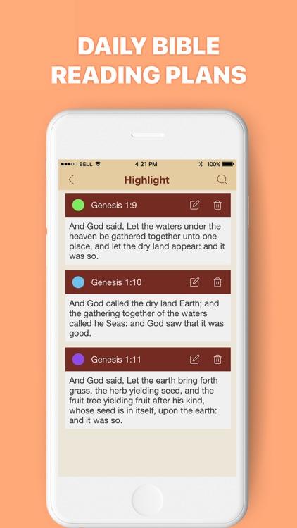 Bible - Daily Bible Verse screenshot-5