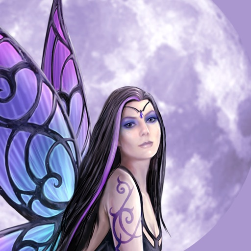 Anne Stokes Beautiful Stickers