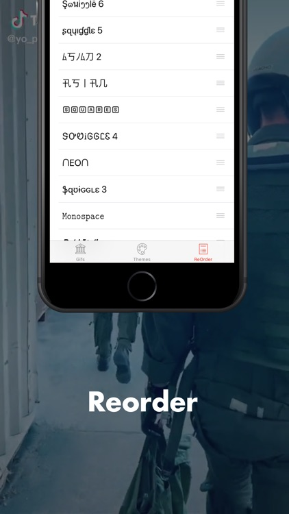 Best fonts keyboards tracker screenshot-5
