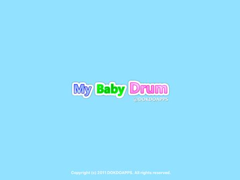 My baby Drum lite - náhled