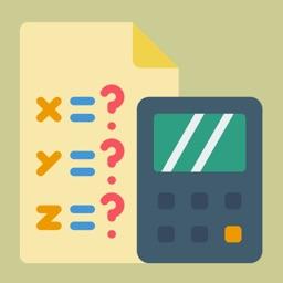 Algebra Equation Solver
