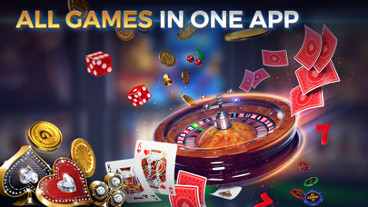 Blackjack 21 - play free. Best online casino game. screenshot