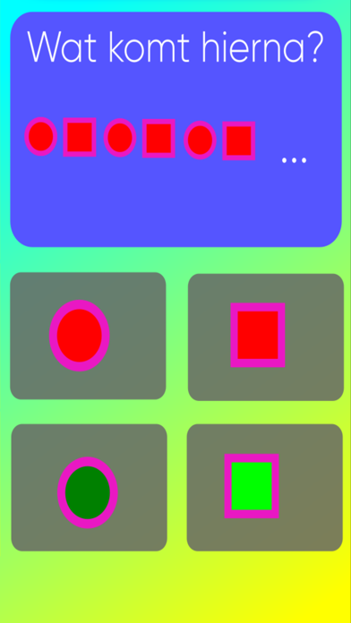 Groep 2 reeksen oefenen screenshot 2