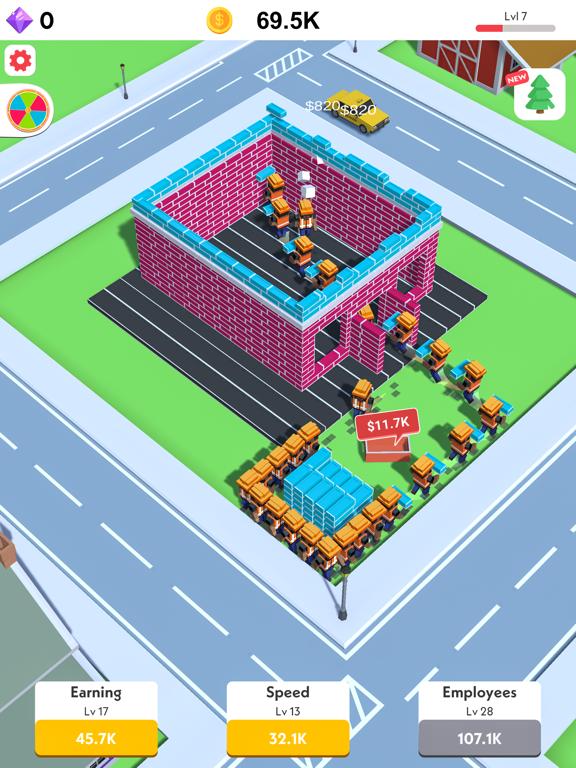 Idle Construction 3D screenshot 13