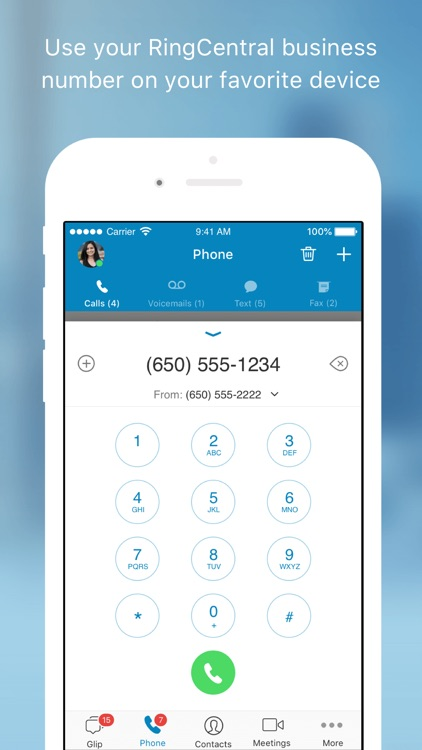 RingCentral by RingCentral, Inc
