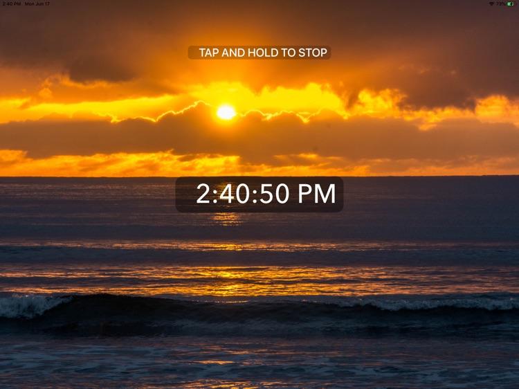 Aurora Alarm Clock screenshot-4